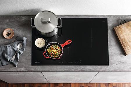 công nghệ flexicook trên bếp từ bauknecht